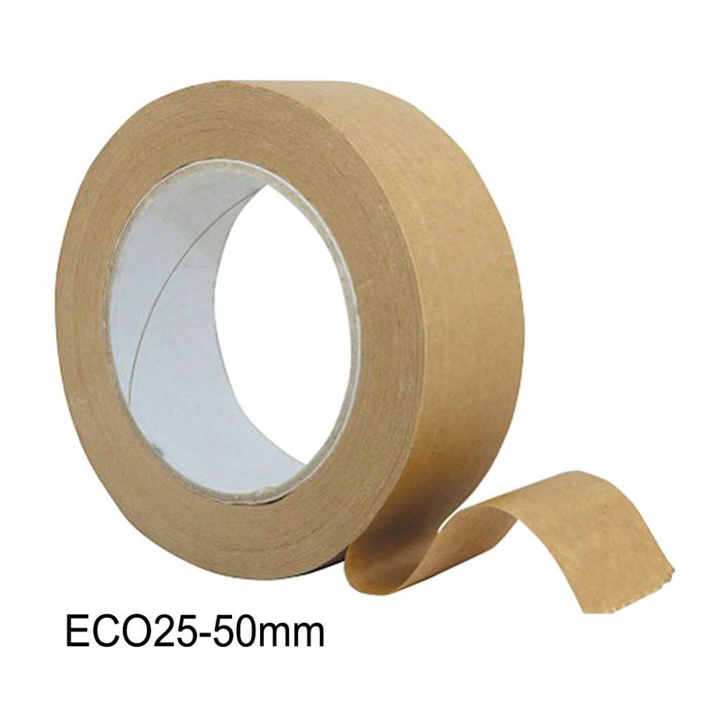 ECO 25 Brown Frame Backing Tape 50mm x 50metre